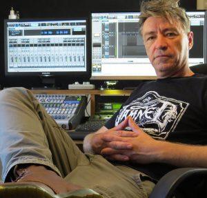 Music Producer Jel at Studio 109, Ohaupo, Waikato